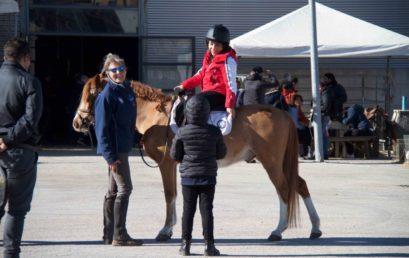 Il cavallo protagonista ad Agralia 2019