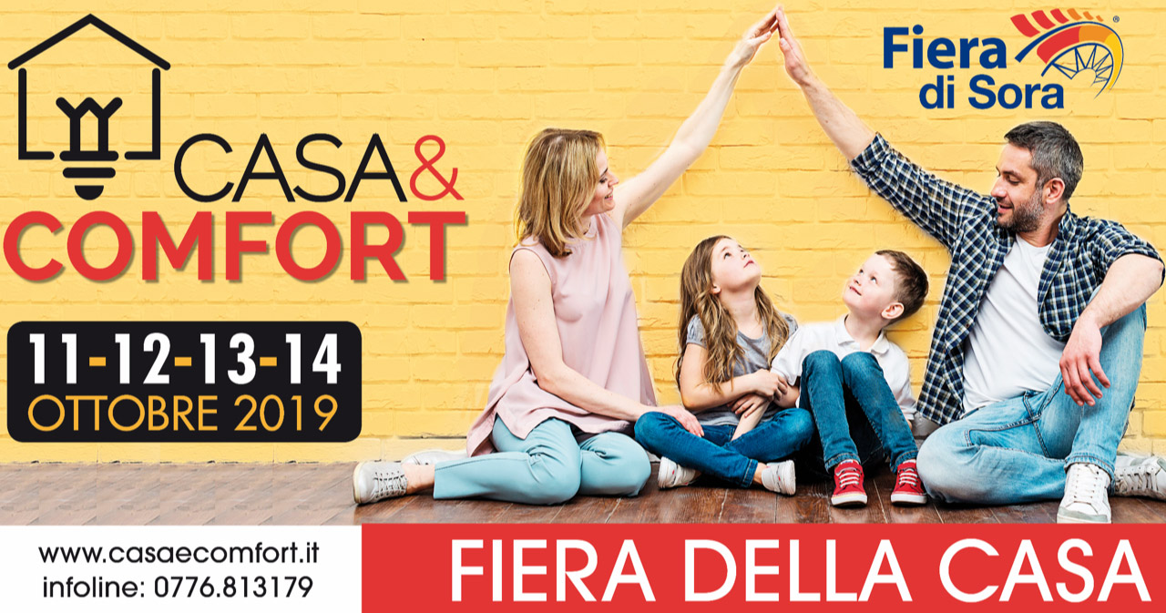 Casa&Comfort 2019