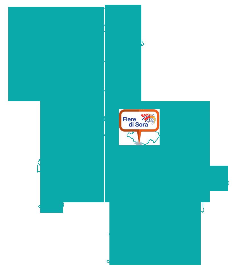 Fiere di Sora - Al centro dell'Italia il centro degli affari