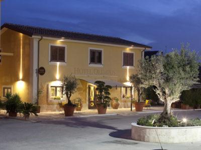 Taverna Hotel Olympus