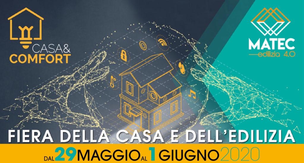 Casa & Comfort + Matec Edilizia 2020