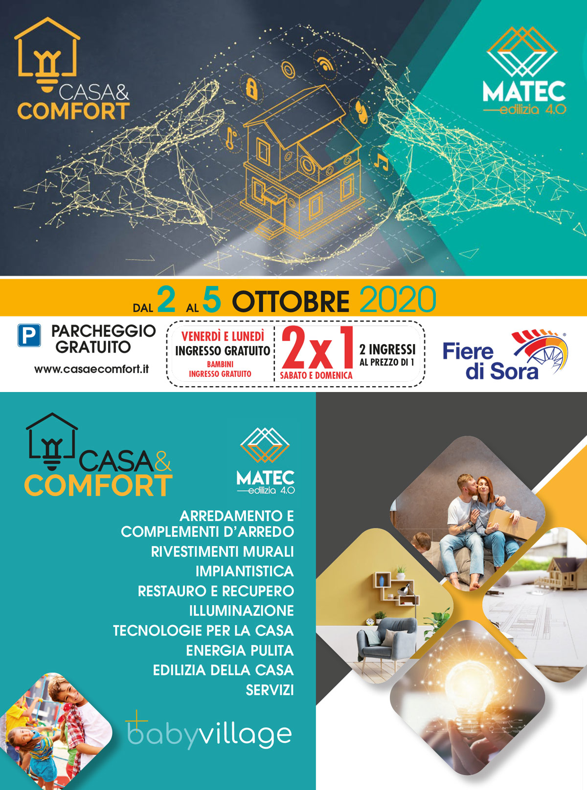 casaecomfort-fiera-matec-edilizia-ottobre-2020